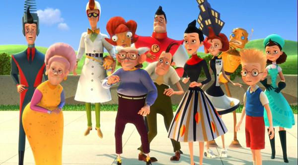Meet the Robinsons (2007) **