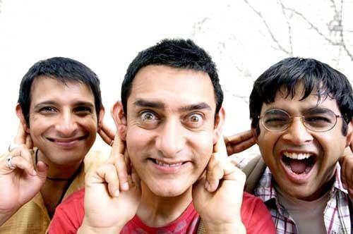 3 Idiots (2009) ***1/2