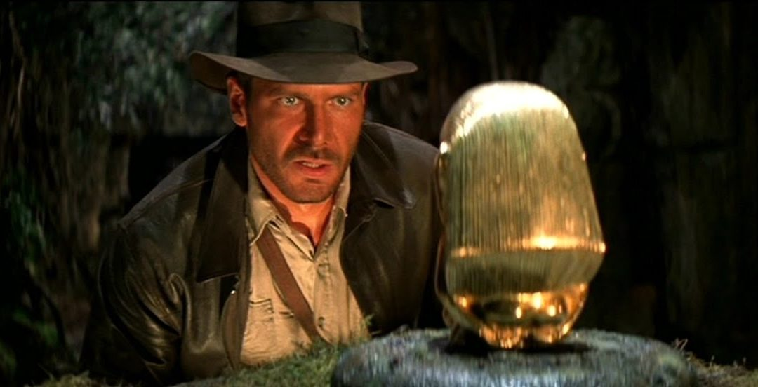 Raiders of the Lost Ark (1981) **1/2