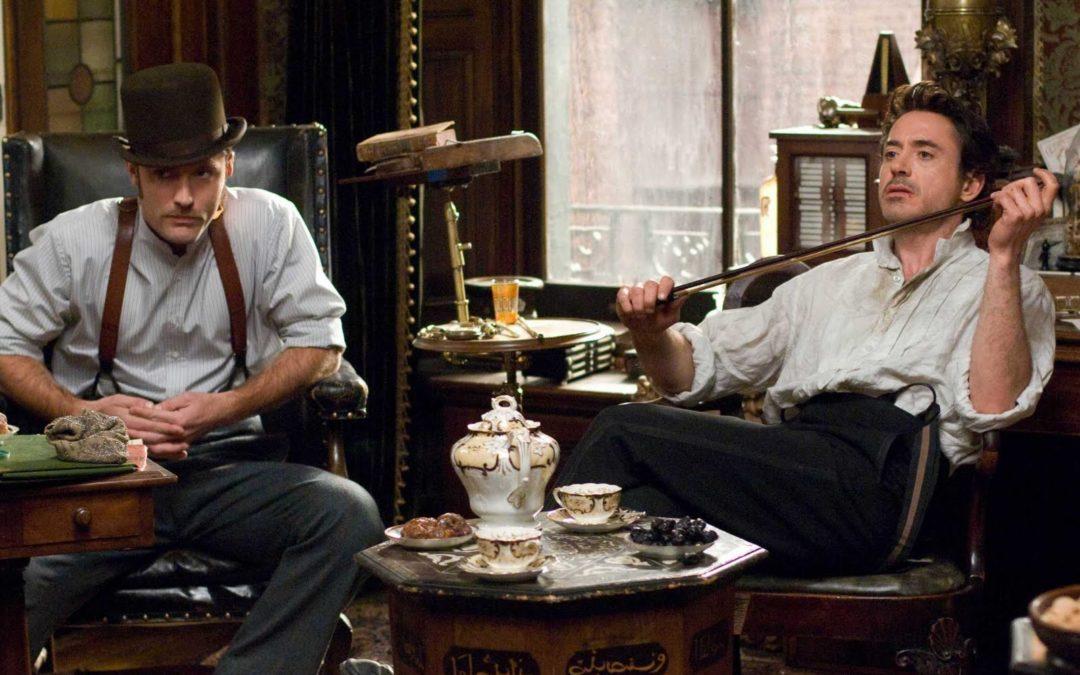 Sherlock Holmes (2009) **