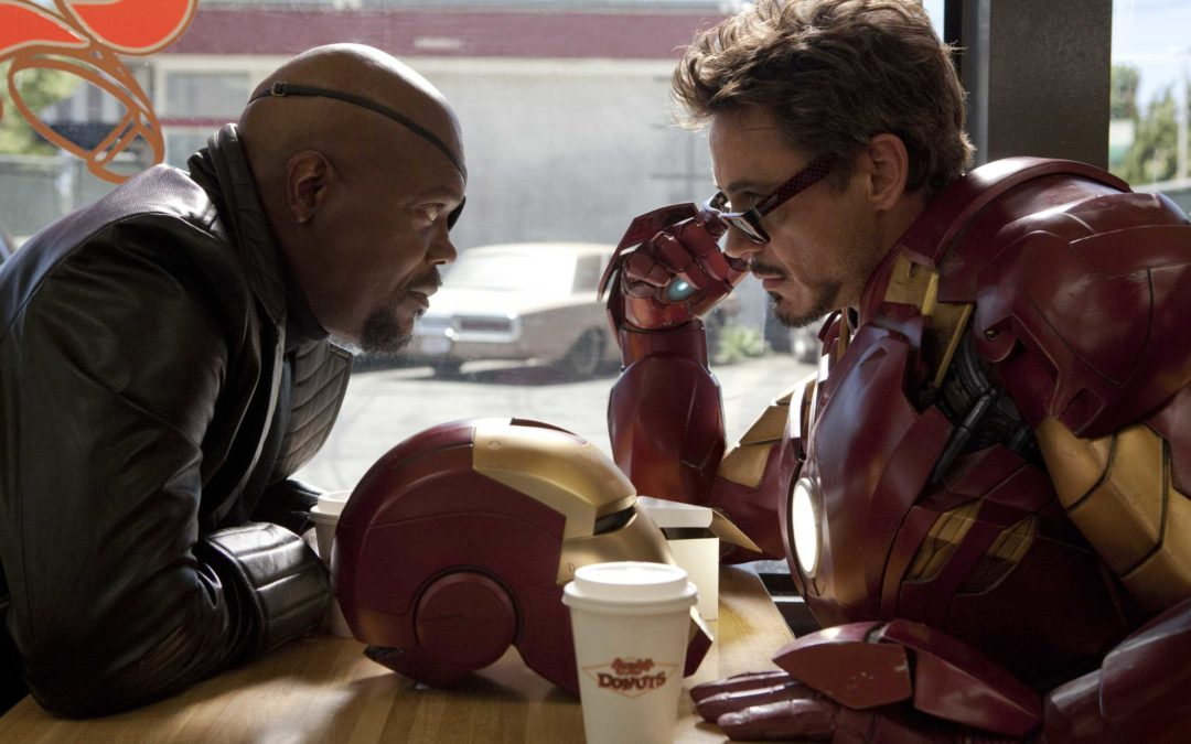 For those who have been complaining about Ironman 2