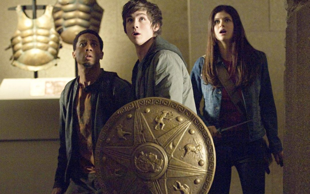 Percy Jackson & the Olympians: The Lightning Thief (2010) **
