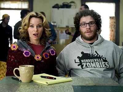 Zack and Miri Make a Porno (2008) **1/2