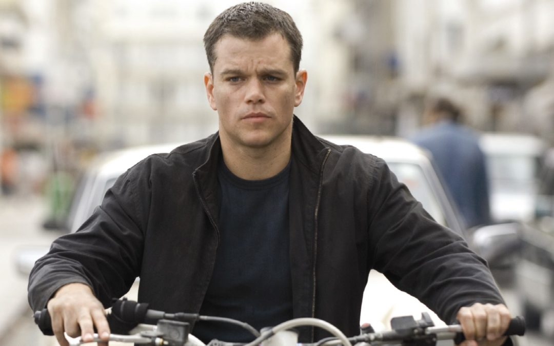 The Bourne Series ***1/2