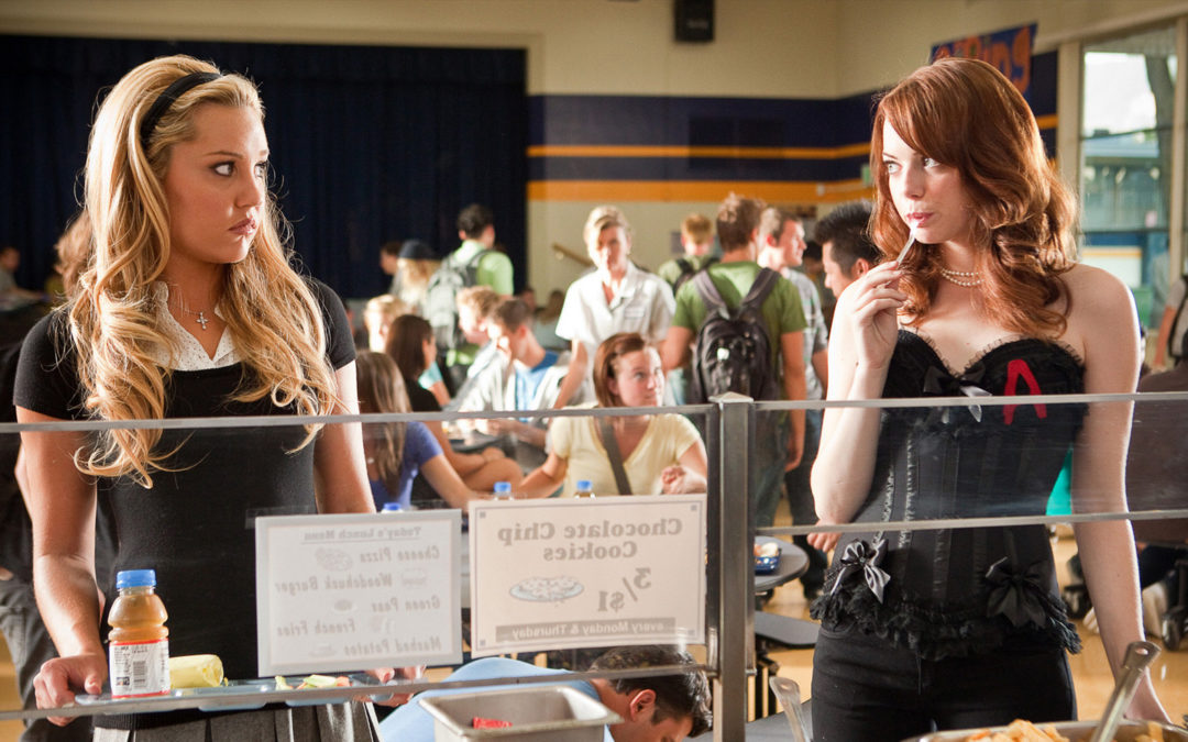 Easy A (2010) ***1/2