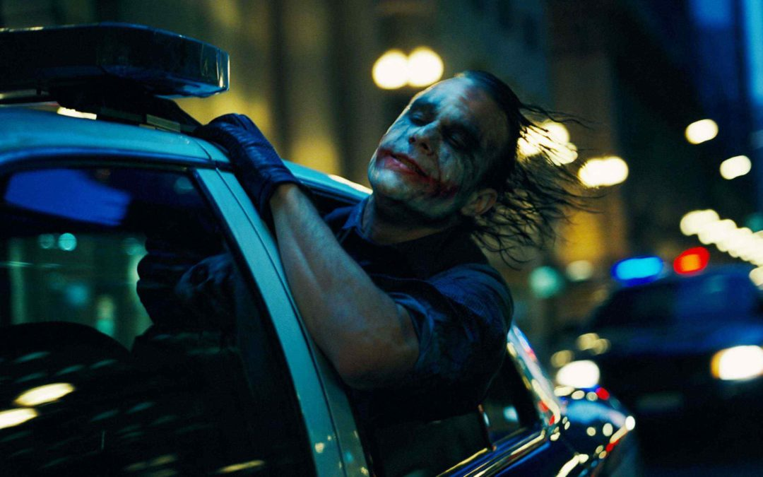 The Dark Knight (2008) ****