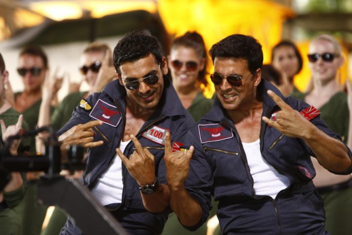 Desi Boyz (2011) *