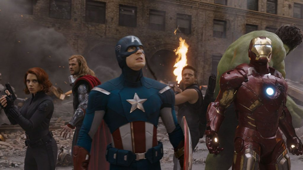 The Avengers (2012) **