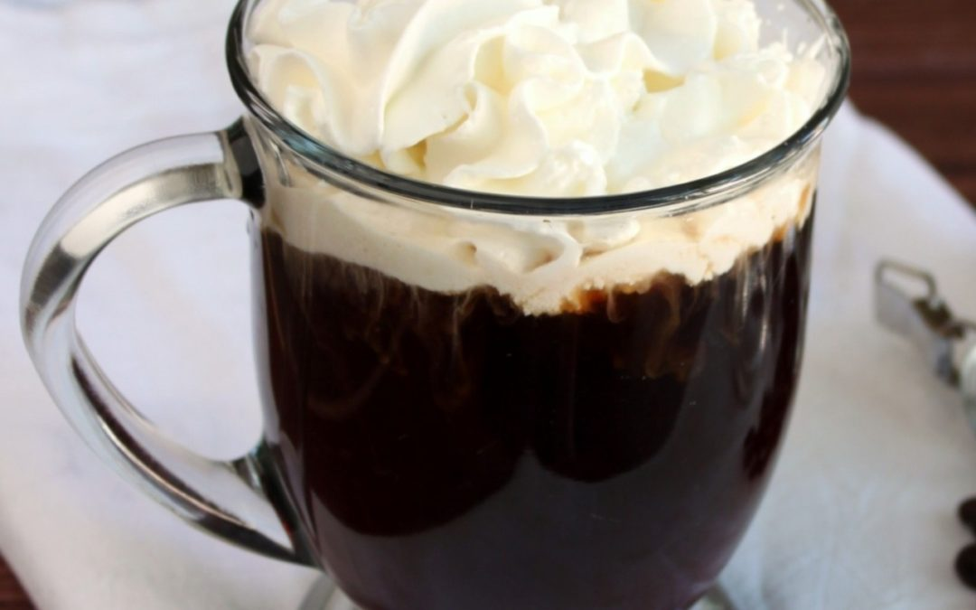 Mascarpone cream & Irish coffee cupcakes