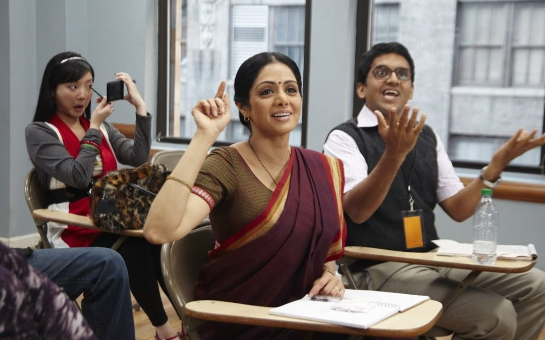 English Vinglish (2012) ***1/2