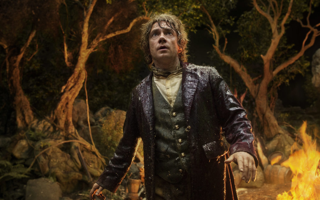 The Hobbit: An Unexpected Journey (2012) ***