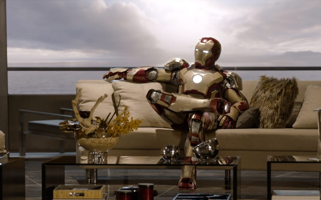 Iron Man 3 (2013) ***