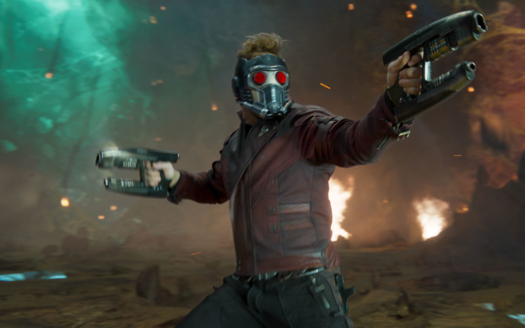 Guardians of the Galaxy (2014) ***1/2