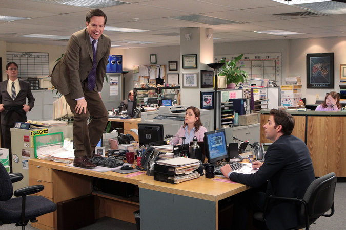 TV: The Office (Season 1-7) ****