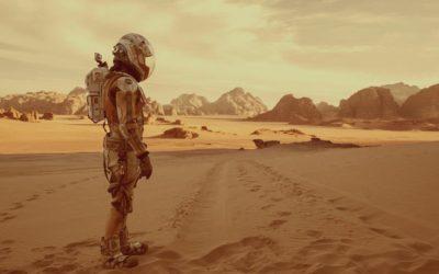 The Martian (2015) ****
