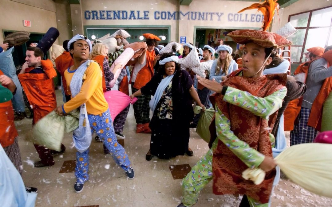 TV: Community (Season 1, 2, 3) *****