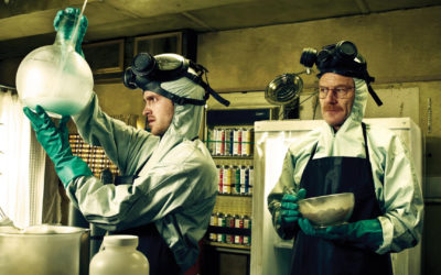 TV: Breaking Bad (Season 1 to 5) ****1/2