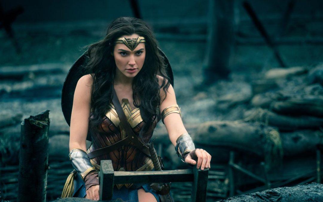 Wonder Woman (2017) ***